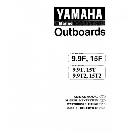 Manuel yamaha 15hp for Yamaha 9 9 hp outboard motor manual