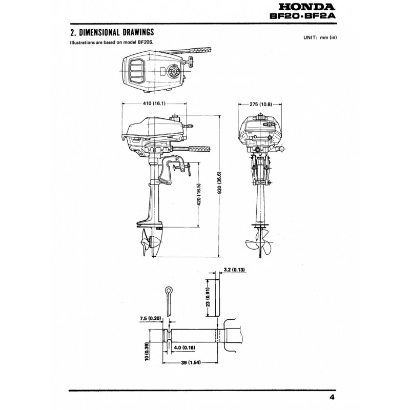 manuel honda bf2a rh engine manual com Customer Service Books Manual Book