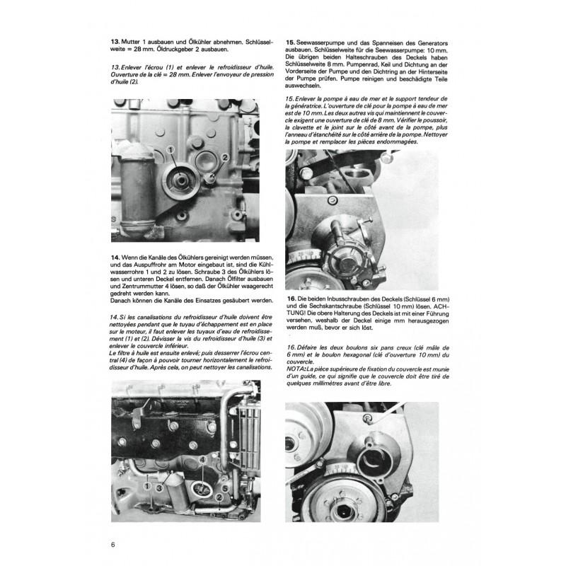 manuel volvo penta essence rh engine manual com Volvo Penta AQ131A Heat Exchanger Volvo Penta Aq140a