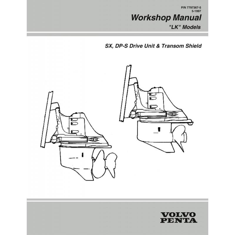 manuel volvo penta model lk 1997 sx dp s drive unit transom shield rh engine manual com Volvo Penta Trim Cover Volvo Penta Trim Cover