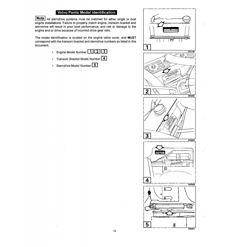 volvo penta 230 wiring diagram mercury wiring diagrams