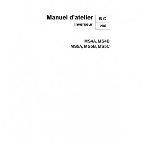 VOLVO PENTA EMBASE MS4A.MS4B.MS5A.MS5B.MS5C