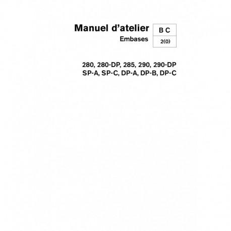 VOLVO PENTA EMBASE 280 280DP 290 290DP SPA SPC DPA DPB DPC