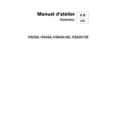 VOLVO PENTA EMBASE HS25A.HS45A.HS63A.AE.HS63V.VE