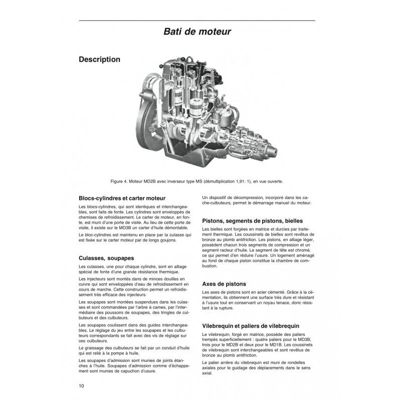 manuel volvo penta diesel md1b md2b md3b unit moteur rh engine manual com volvo md2b workshop manual Professional Workshop Manuals