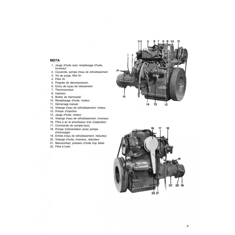 manuel volvo penta diesel md6a