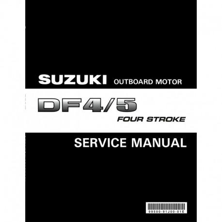 SUZUKI DF4 DF5