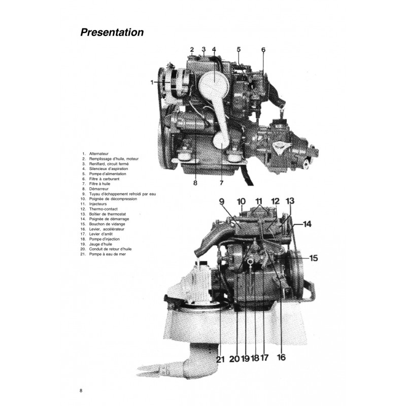 manuel volvo penta diesel md7b rh engine manual com Small Engine Repair Manuals Kohler 17.5 HP Engine Manual