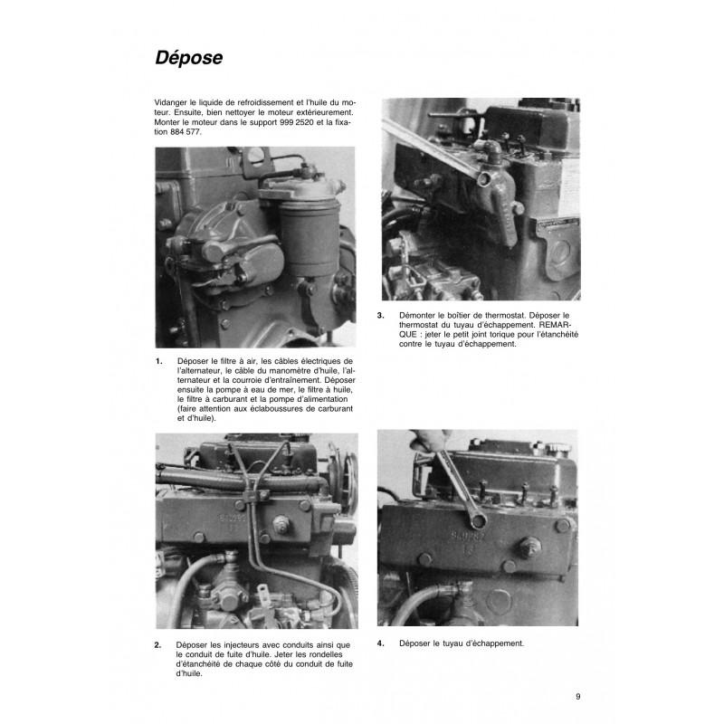 manuel volvo penta diesel md7b rh engine manual com Volvo MD11C Volvo Remote Control