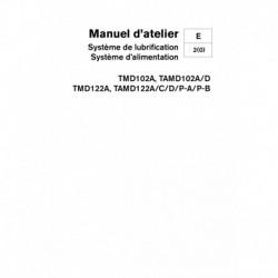 VOLVO PENTA DIESEL D102-D122 Systéme Lubrification et Alimentation