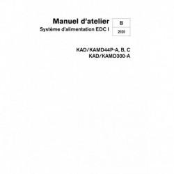 VOLVO PENTA DIESEL D44-D300 Système Alimentation EDC I.
