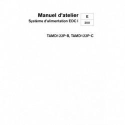 VOLVO PENTA DIESEL D122 Système Alimentation EDC I