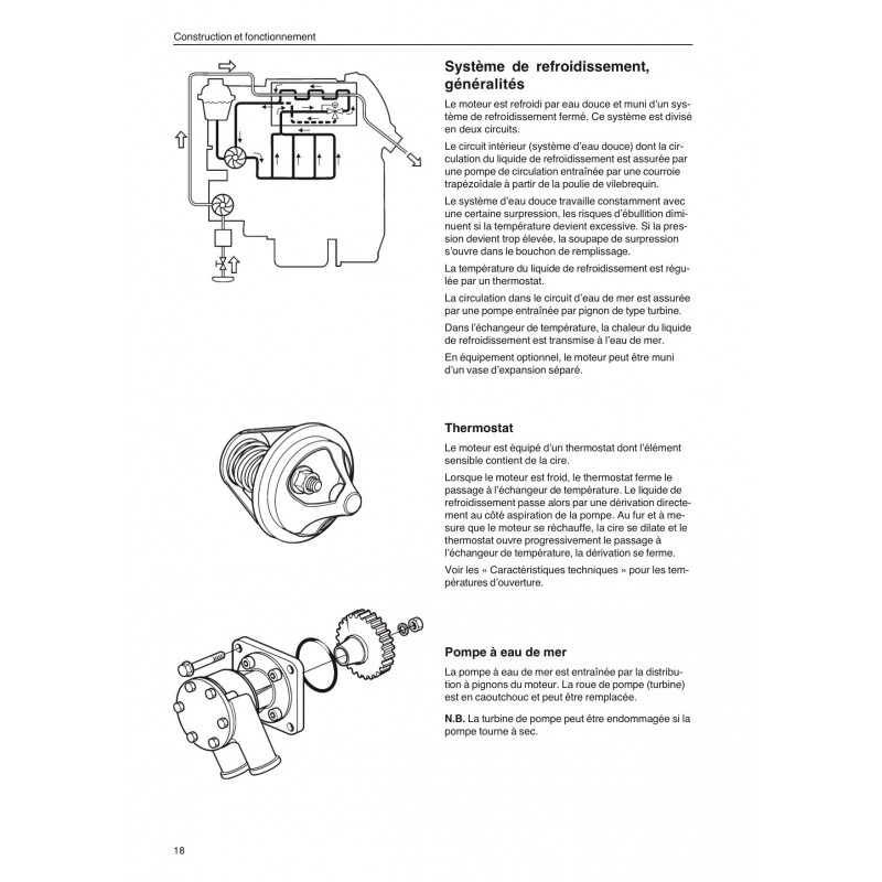 Volvo Penta D2 55 Wiring Diagram - Electrical Wiring Diagram Guide on