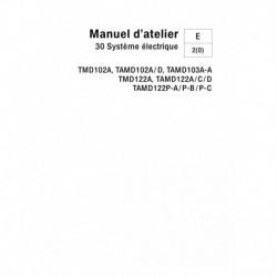 VOLVO PENTA DIESEL D102-D122 Système Electrique