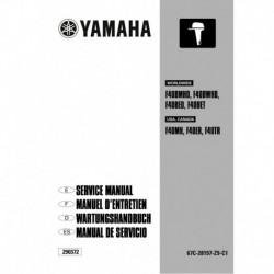YAMAHA F40