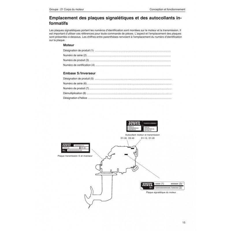 manuel volvo penta diesel d1 13  d1 20  d1 30  d2 40  03 volvo d1-30 workshop manual volvo d1-30 workshop manual