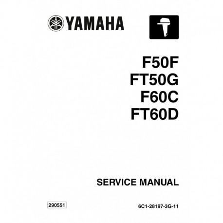 YAMAHA F50 F60