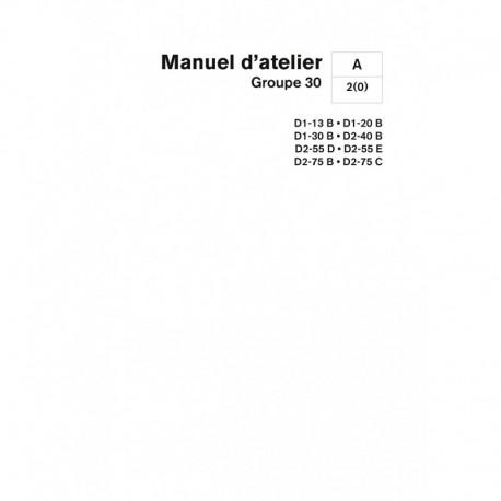 VOLVO PENTA DIESEL D1 & D2 - Groupe 30 - (09-2007)