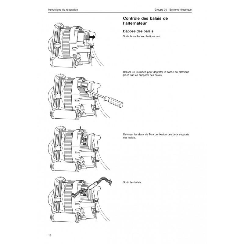 manuel volvo penta diesel d1  u0026 d2 - groupe 30
