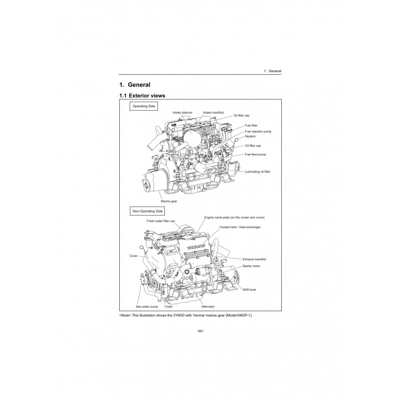 workshop manual tamd30