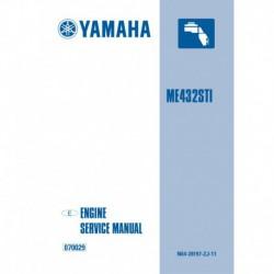 YAMAHA ME432STI service manual