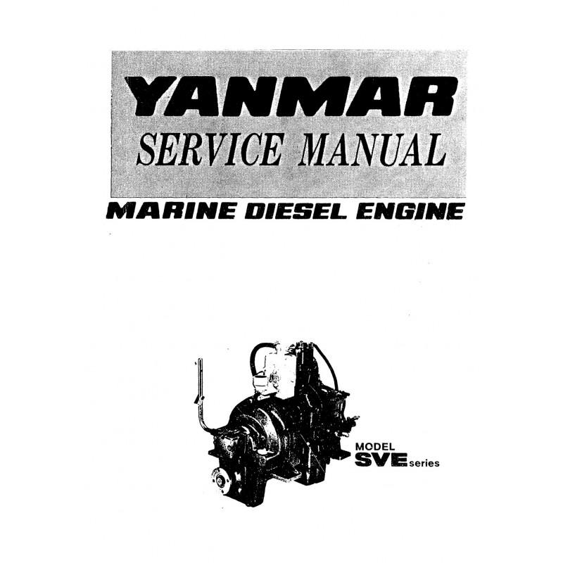 Manuel YANMAR SVE8 et SVE12