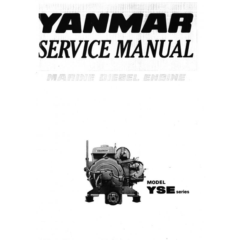 manuel yanmar yse 8 et yse12 rh engine manual com yanmar yse8 manual pdf yanmar ys8 manual