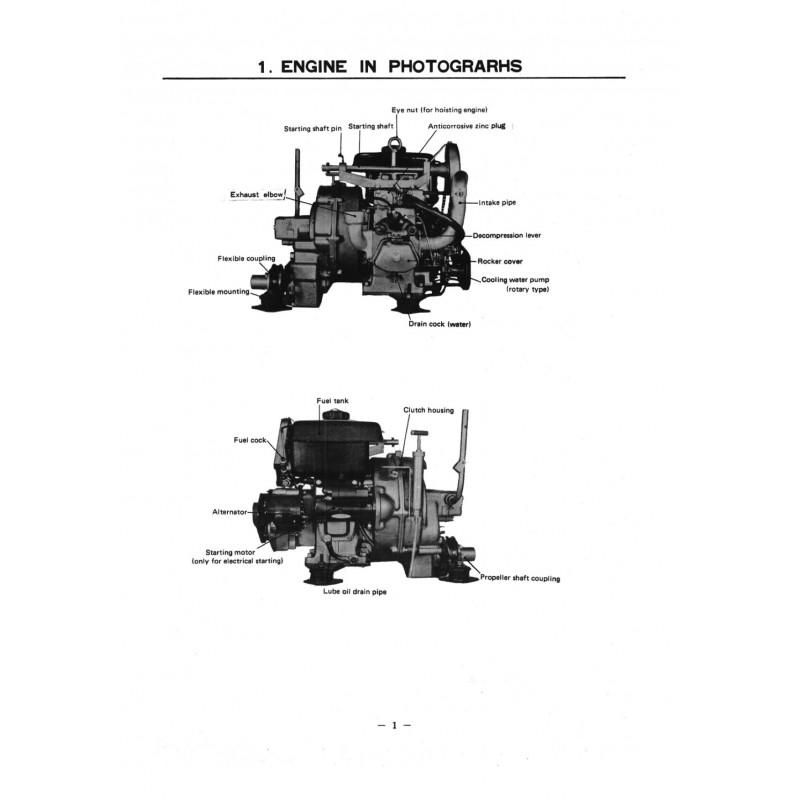 manuel yanmar yse 8 et yse12 rh engine manual com yanmar ys8 manual yanmar yse8 parts manual