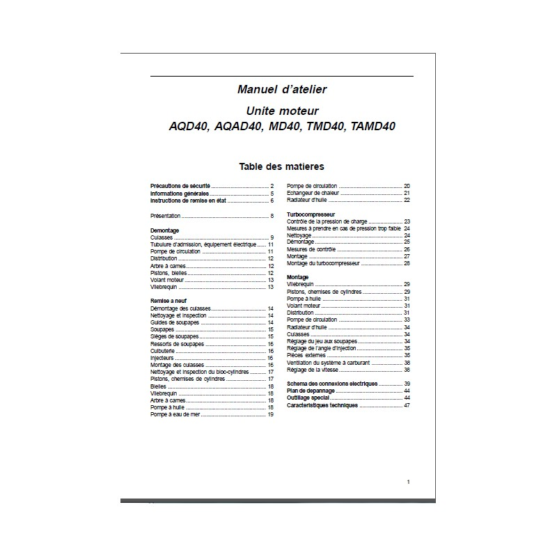 manuel volvo diesel rh engine manual com Volvo Penta Parts Volvo Penta Parts