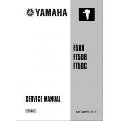 YAMAHA F50