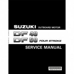 SUZUKI DF40 DF50