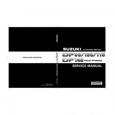 manuel suzuki df90 df100 df115 df140 rh engine manual com service manual suzuki df 140 suzuki df 140 service manual free download