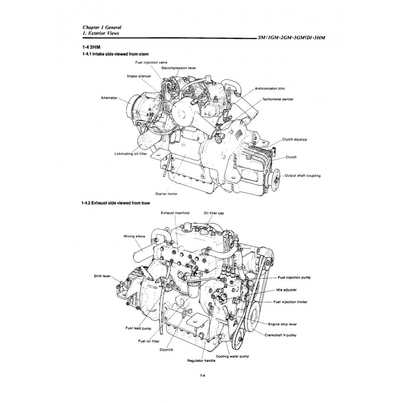 Yanmar Diesel 2gm20f Manual Ebook